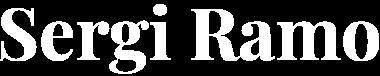 Logo Sergi Ramo